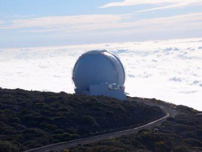 William Herschel Teleskop