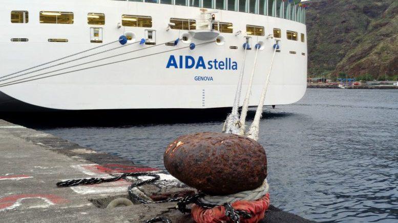 Spaßdampfer AIDAstella
