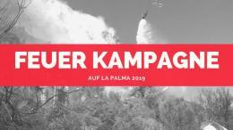 Feuer Kampagne 2019