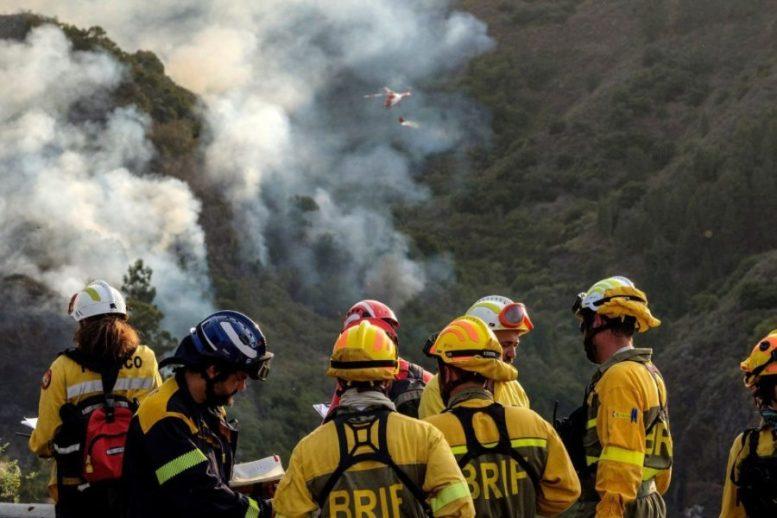 BRIF Löscbrigade - Feuer Tragödie