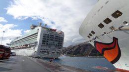 Hafen La Palma