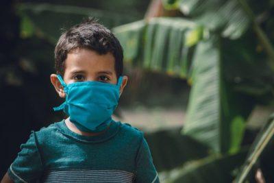 Kinder Mundschutz
