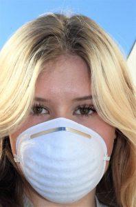 Virenmaske - Mundschutz