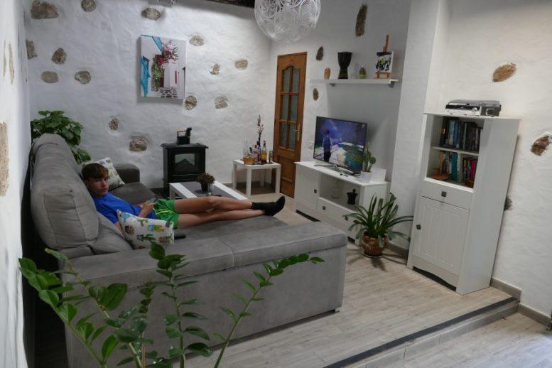 Wohnzimmer - Betancuria