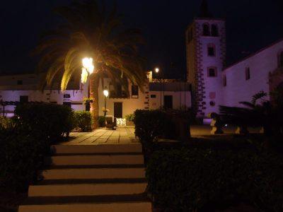 Nacht in Betancuria