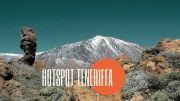 Teide - Corona Hotspot