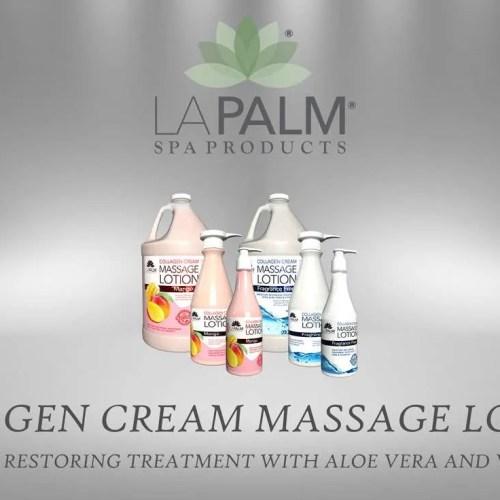 Collagen Cream Massage Lotion