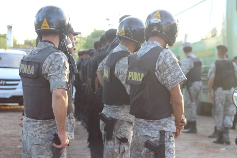 POLICIA PUMA