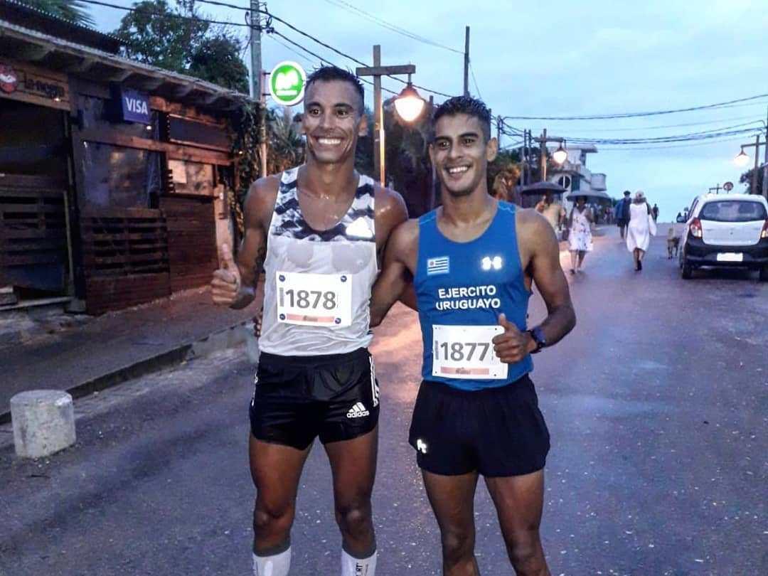Los Zamora picaron en punta en Maratón La Pedrera - La Paloma, ganó Cristhian