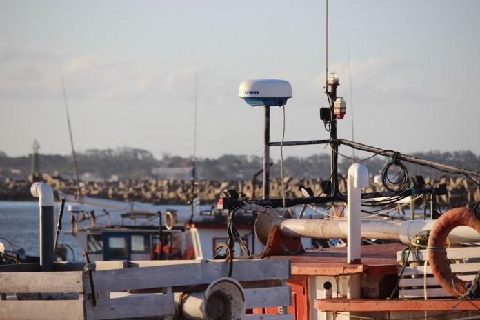 puerto pesca