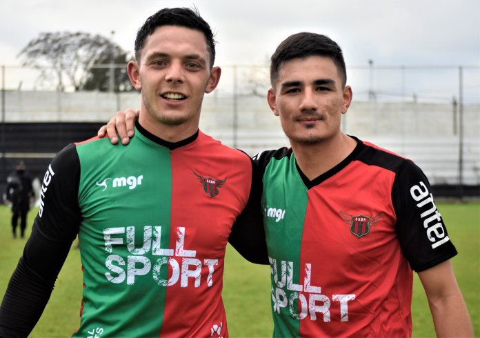 guille fratta y diego cohelo