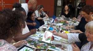 MAEVA - Activités, échanges et partages « papotons » @ La Papothèque