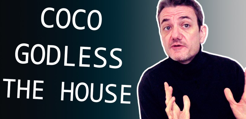 OPINION DISNEY COCO, GODLESS, THE HOUSE