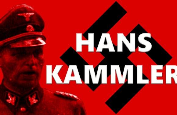 HANS KAMMLER, INGENIERO DEL HORROR NAZI