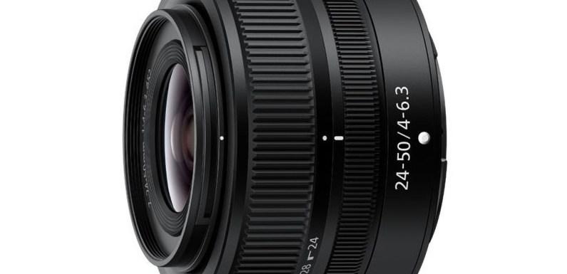 Nikkor Z 24-50mm F4-6.3: el objetivo más compacto y económico que ha llegado a la familia de montura Z de Nikon