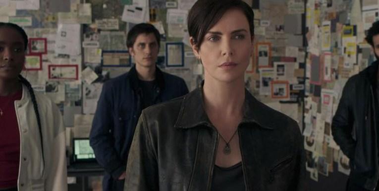 'La vieja guardia' está a punto de convertirse en una de las diez películas más vistas de Netflix