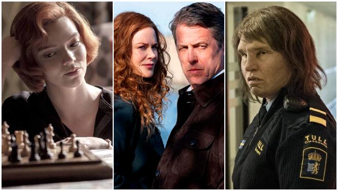 Estrenos de series y películas en octubre: de 'Gambito de dama' a 'The Undoing'