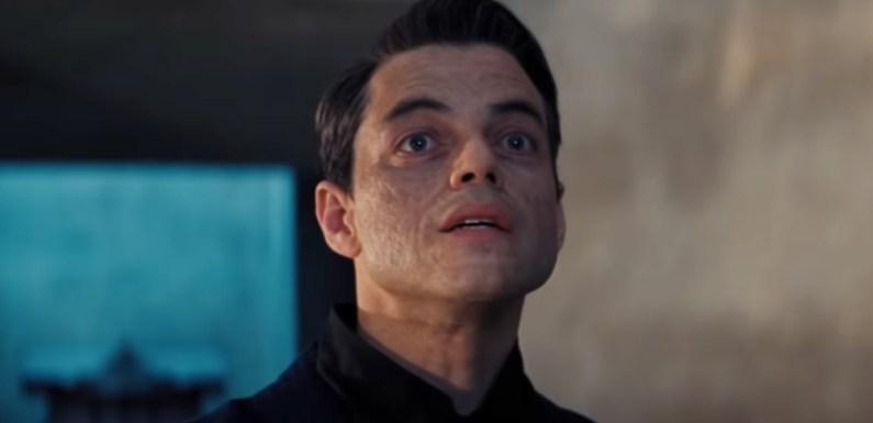 Con Malek nos espera un gran villano Bond, según el director de 'Sin tiempo para morir'