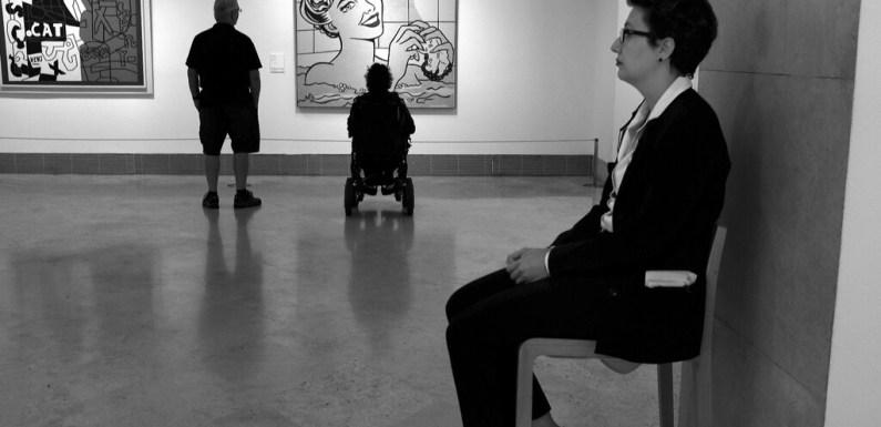 'Ir, No Ir', una exposición de Carlos de Andrés y Jose Antonio Díaz que mira de frente a la esclerosis múltiple