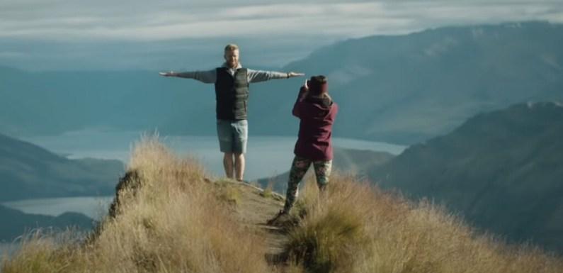 Nueva Zelanda quiere que nos abstengamos de hacer fotografías cliché de sus paisajes