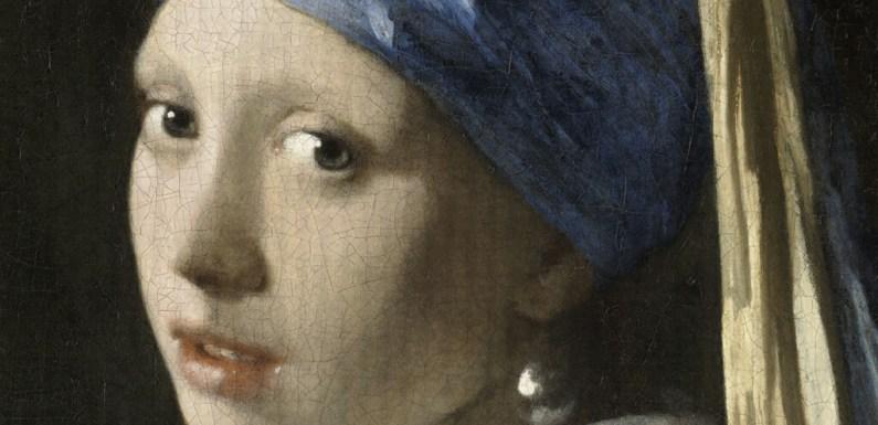'La joven de la perla' de Vermeer con todo lujo de detalles gracias a esta fotografía de 10.118 Mpíxeles