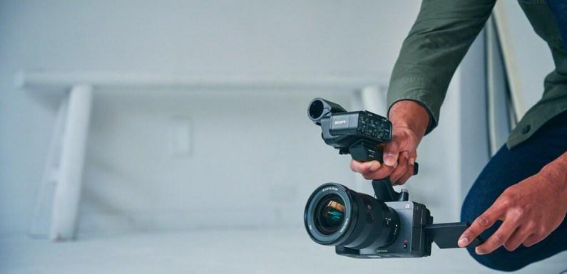 Sony FX3, la nueva cámara de cine más compacta y ligera del gigante japonés