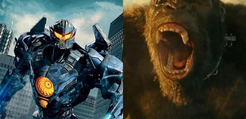 'Godzilla vs. Kong': Guillermo del Toro quiere un 'crossover' con 'Pacific Rim'