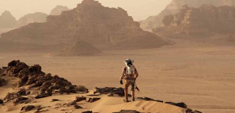 Las mejores películas para celebrar la llegada a Marte de la Misión Perseverance