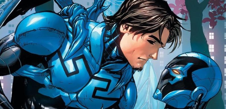 'Blue Beetle' será la primera película de DC con un superhéroe latino