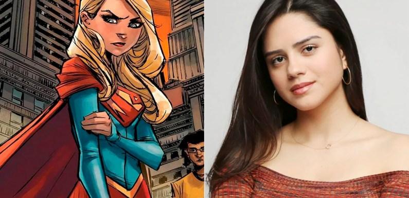 'The Flash': La tierna reacción de Sasha Calle al enterarse de que será Supergirl en la película de Andy Muschietti