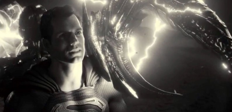 'La Liga de la Justicia de Zack Snyder': Ya puedes ver la versión en blanco y negro en HBO España