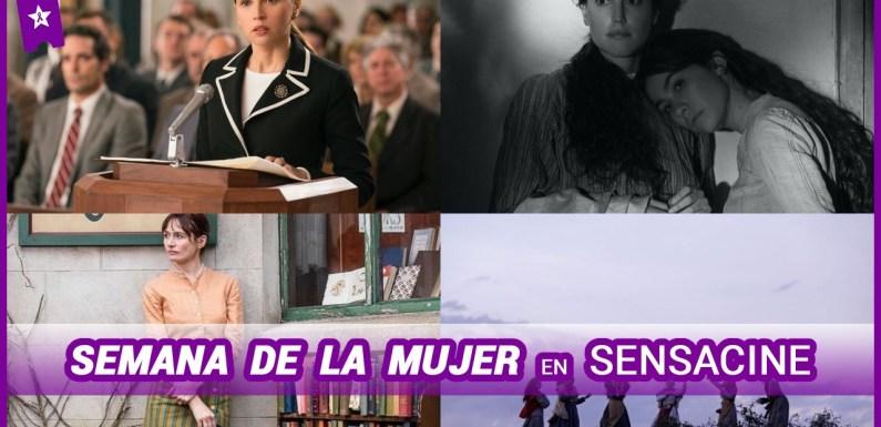 4 películas de mujeres que te cambiarán la vida y puedes ver en Netflix este fin de semana