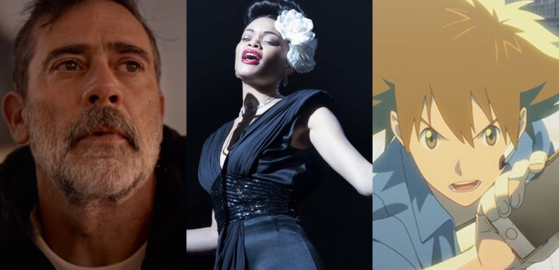 'Ruega por nosotros', 'Los Estados Unidos contra Billie Holiday' y 'Digimon', entre los estrenos más destacados de Semana Santa
