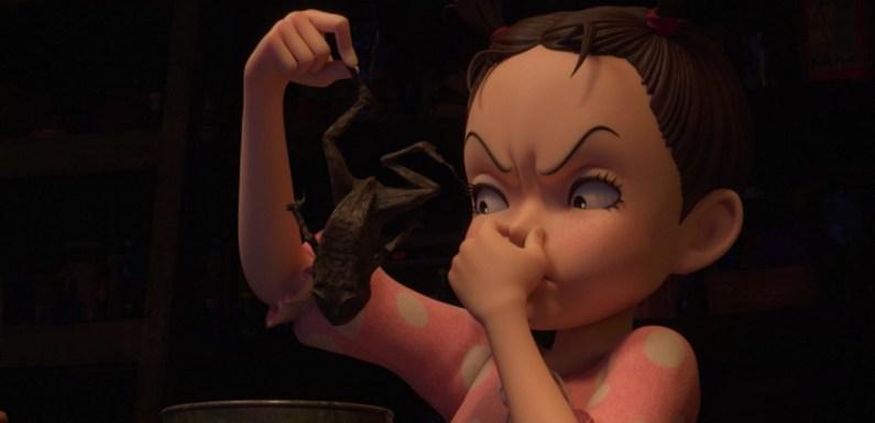 EXCLUSIVA: Descubre las primeras imágenes en español de 'Earwig y la bruja', la incursión de Studio Ghibli en el 3D