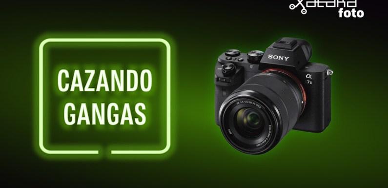 Sony A7 II, Olympus E-M10 Mark IV, Apple iPhone 12 y más cámaras, móviles, objetivos y accesorios al mejor precio en el Cazando Gangas