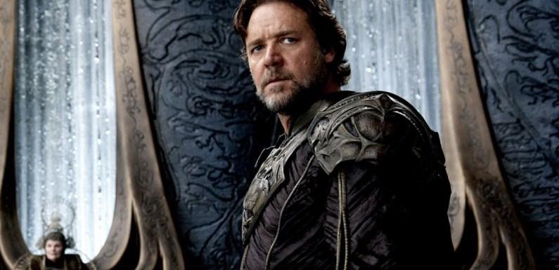 'Thor: Love and Thunder': Russell Crowe revela que interpreta a Zeus