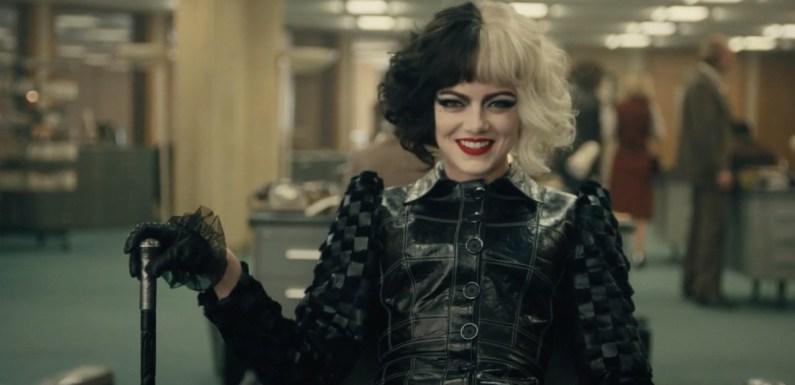 'Cruella': Emma Stone saca su lado más malvado en el nuevo tráiler