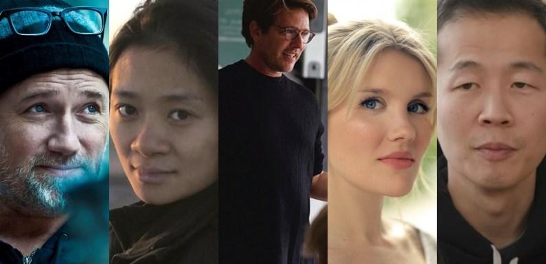 Marvel, DC, anime y una de asesinos: Los próximos proyectos de los nominados a Mejor director en los Oscar 2021