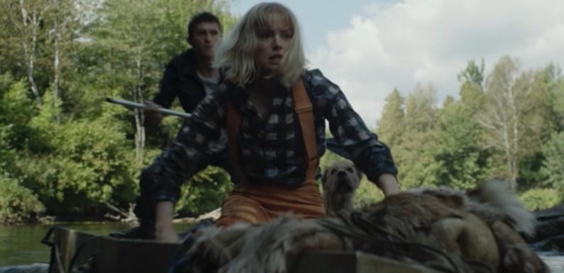'Chaos Walking': Angustiosa escena con Tom Holland y Daisy Ridley en este adelanto en EXCLUSIVA de la adaptación literaria fantástica