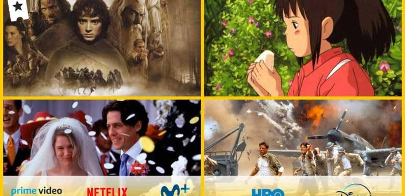 10 películas que cumplen 20 años y puedes ver hoy en Netflix, HBO y otras plataformas de 'streaming'