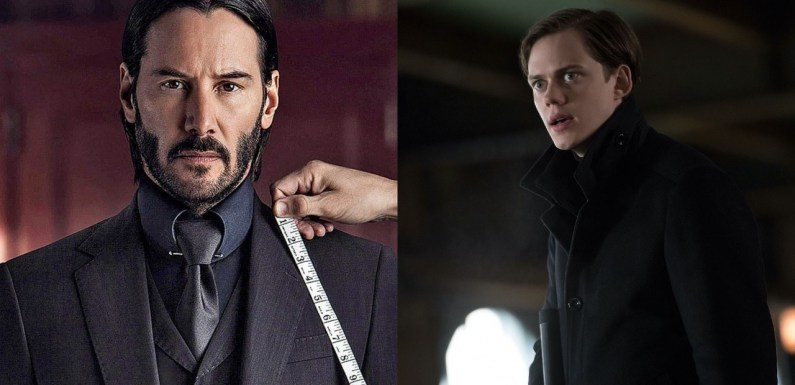 De Pennywise al mundo de los asesinos: Bill Skarsgård se une a Keanu Reeves en 'John Wick 4'