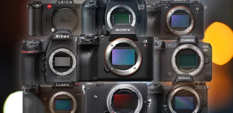 Las nueve cámaras (réflex o sin espejo) con mayor resolución del mercado que se pueden comprar actualmente