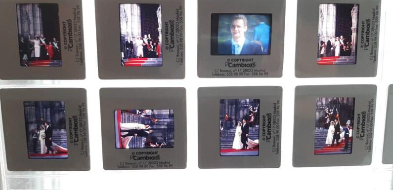 La rocambolesca historia del archivo fotográfico de Cambio 16, la histórica revista de la transición