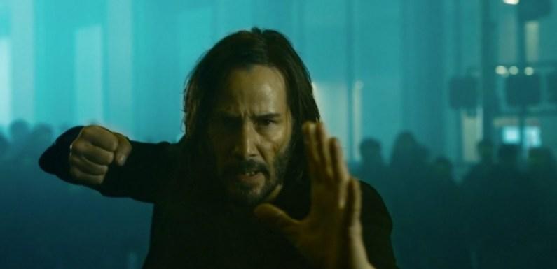 Pastilla roja o pastilla azul. Así puedes ver el primer adelanto de 'Matrix: Resurrections' antes del estreno de su tráiler mañana