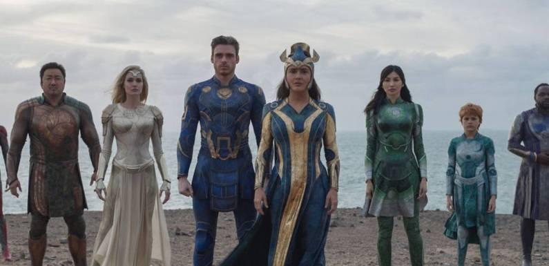 Por qué los Celestiales de 'Eternals' no podían interferir en 'Vengadores: Infinity War', explicado por la directora