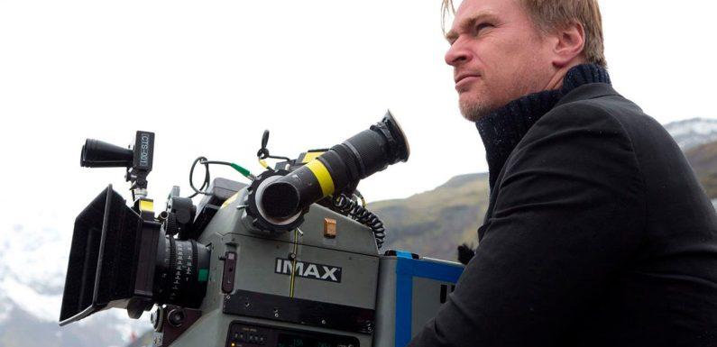 Christopher Nolan estrenará su nueva película con Universal