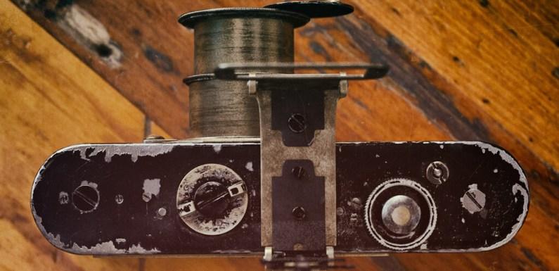 Esta fue la primera fotografía hecha con una Ur-Leica, la primera cámara Leica