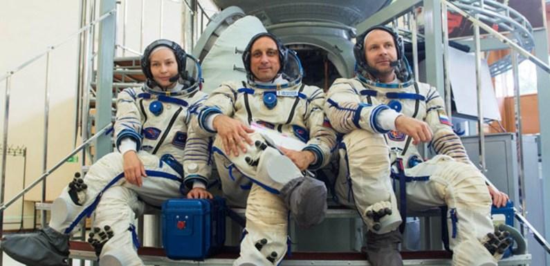 'The Challenge': Rusia ya está grabando la primera película desde el espacio