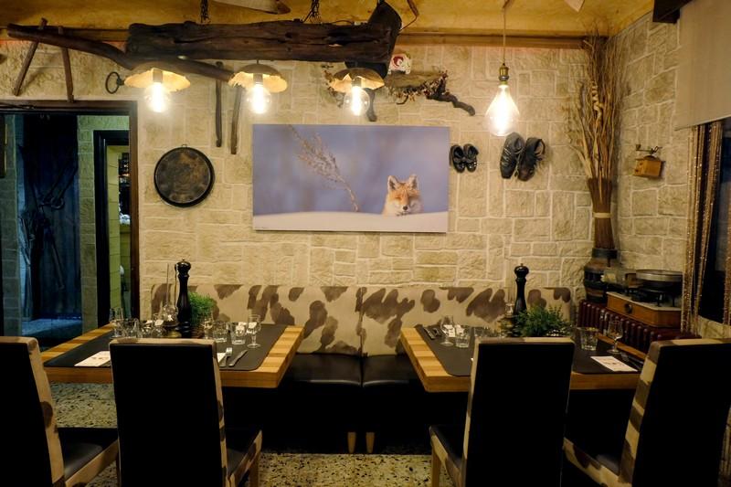 Restaurant l'Escapade à Beuil