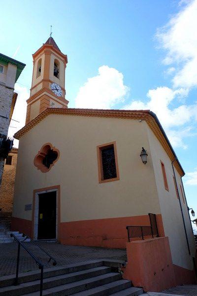 Eglise d'Aspremont